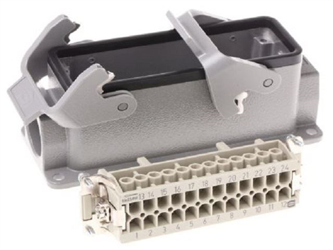 Harting Connector Serisi
